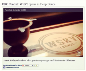NewsOK | WSKY Opens in Deep Deuce