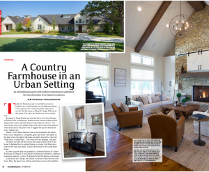 Oklahoma Magazine | Urban Farmhouse