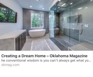 OK Magazine | Creating a Dream Home