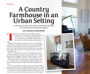 OK Magazine | Urban Farmhouse