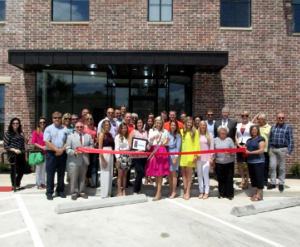 Edmond Chamber | Ribbon Cutting
